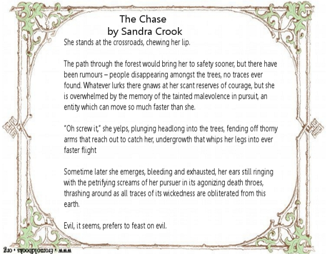 The Chase by Sandra Crook