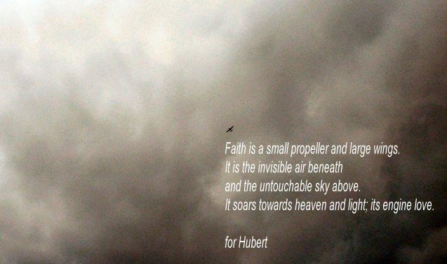 Faith by Oonah Joslin
