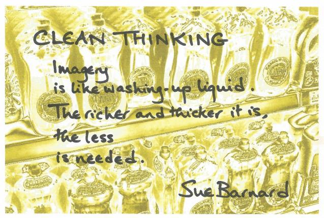 Clean Thinking by Sue Barnard