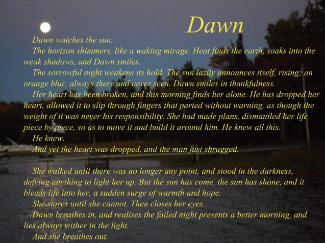Dawn by Barry Charman