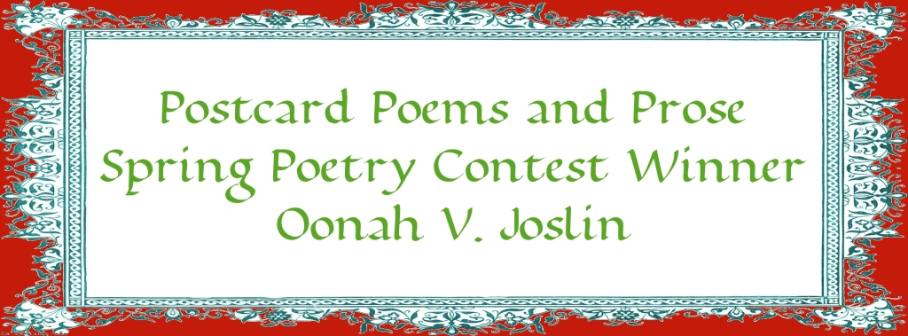 Placard Poetry Contest