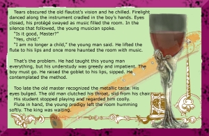 Flautist Christy Background2