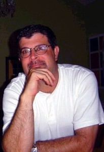 Author, Paul Combs