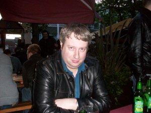 Author Barry Charman
