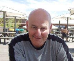 Author Bob Simms