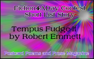 Fiction4ADay Robert