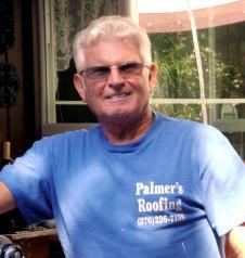 "Author Carl ""Papa"" Palmer."