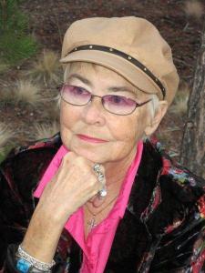 Author Gail Denham.