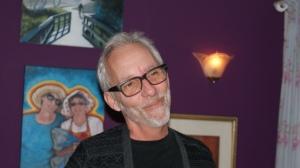Artist Tom Scherschel.
