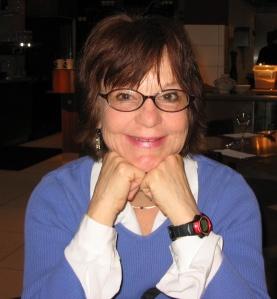 Author Lois Marie Harrod.