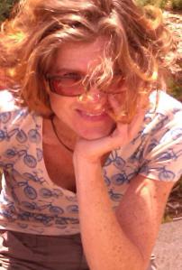 Author/photographer Maya Stein.