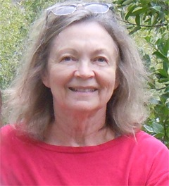 Author Judy Brackett.