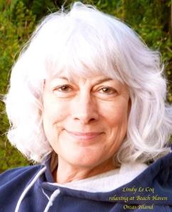 Author Lindy Le Coq.