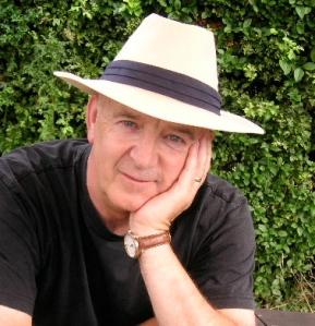 Author Oscar Windsor-Smith.