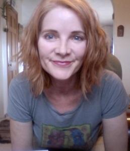 Author Meg Tuite.