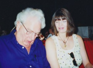 Dorene O'Brien sleeps with Joseph Heller at Key West writing conference.