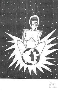 EarthMother by Bob McNeil.