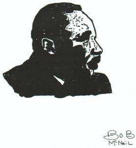 MLK by Bob McNeil.