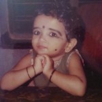 As you can see, Namitha is cute. And she firmly believes she's always been so.
