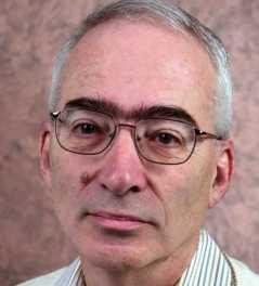 Author Jim Harrington.