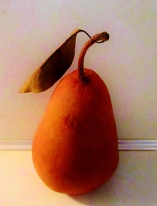 What is it about pears?