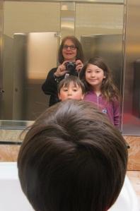 Harrod Selfie