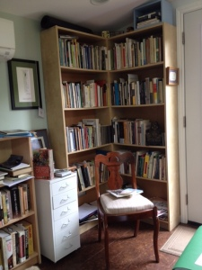 The Write Space, AKA The Poetry Shack.