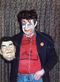 Halloween Gary, 1986.