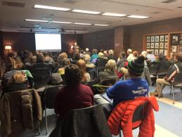 Craft Talk 2018 Chippewa Valley Writers Guild