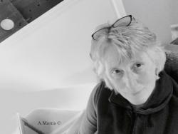 Morris Alice- Head Shot- self portrait by-Alice