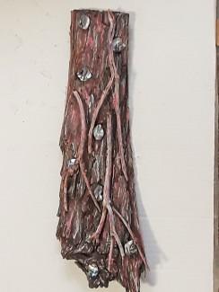 Abalone & Wood