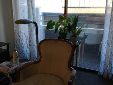 doris's chair